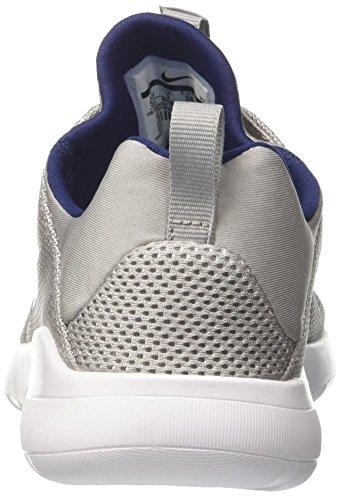 Nike Jungen Kaishi 2.0 Gs Joggingschuhe Mehrfarbig (Matte Silver/vivid Sky-binary Blue-white)