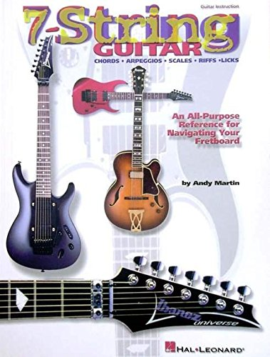 7-string guitar guitare
