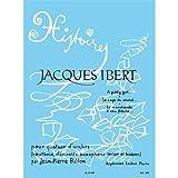 Ballon: Histoires, vol. 1 (7e) pour quatuor d'anches (hautbois, clarinette, saxophone ténor, basson) (partition et parties). Für Bläserensemble