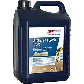 Eurolub BIO-KETTENÖL UWS, 5 Liter