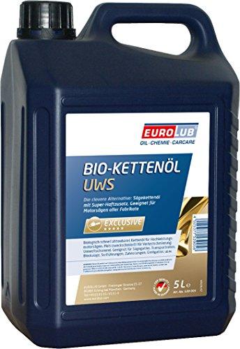 Preisvergleich Produktbild Eurolub BIO-KETTENÖL UWS, 5 Liter