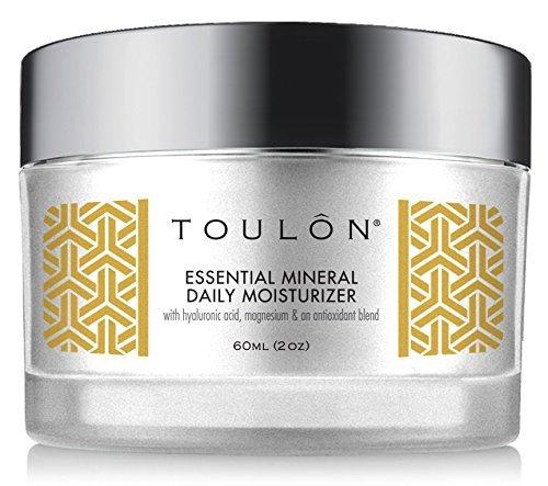 Hyaluronsäure Creme Gesicht - Feuchtigkeitscreme - Tagescreme mit Natürlichen Hyaluron u. Antioxidantien. Reduziert Falten, Narben u. Altersflecken u. schützt vor freien Radikalen und Umwelt Schaden