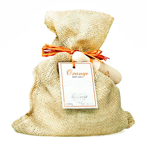 bath-salts-with-orange-1500-g-in-a-jute-sack-with-wooden-scoop-unique-packaging-particularly-suitabl