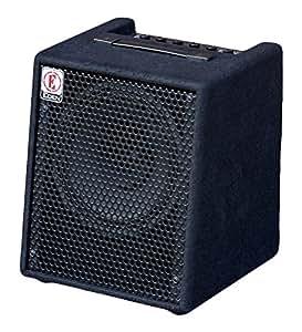 Eden EC10 50W Black loudspeaker - loudspeakers (1.0 channels, Wired, 50 W, Black)