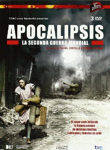 Apocalipsis: La Segunda Guerra Mundial [DVD] 51rYLiAu2lL