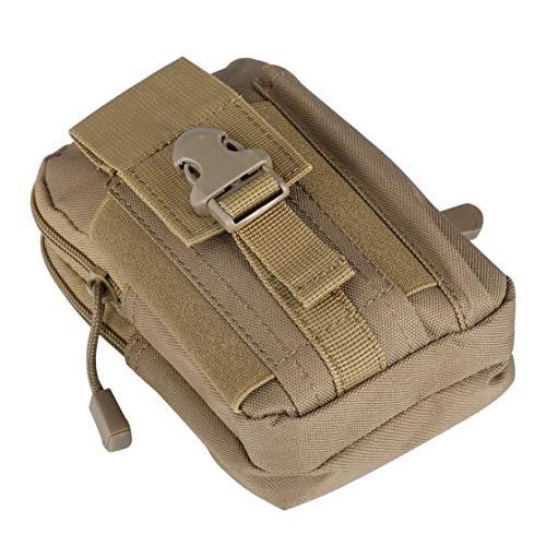 f99200df7568 LouiseEvel215 Impermeable Deportivo Militar utilidad táctica Chaleco Wasit  Pack equipo resistente al desgaste