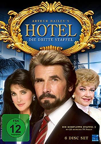 Hotel - Die dritte Staffel [6 DVDs]