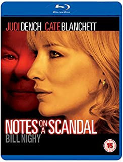 Notes On A Scandal [Blu-ray]