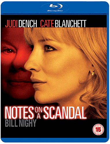 Notes On A Scandal [Blu-ray] -