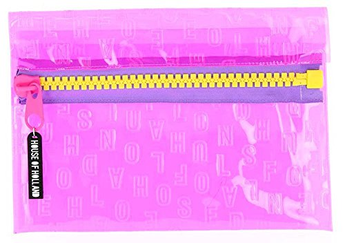 house-of-holland-document-holder-pink