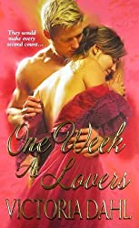 One Week as Lovers (Paperback) - Common