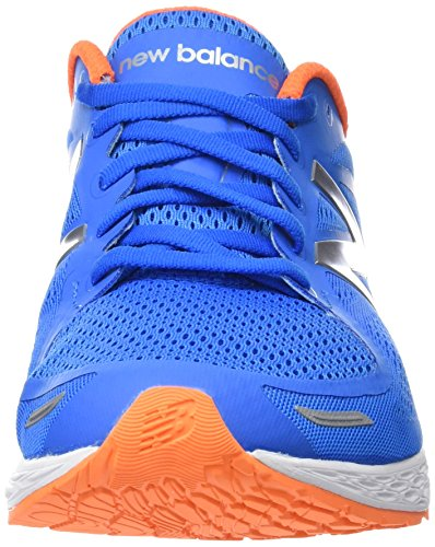 New Balance Herren, Funktionsschuh, M1980 Zante Fresh Foam Nbx Performance Blu (Blue Orange)