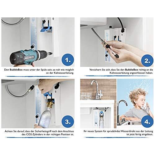 Zoom IMG-3 bubblebox spruzzo rubinetto rompigetto da