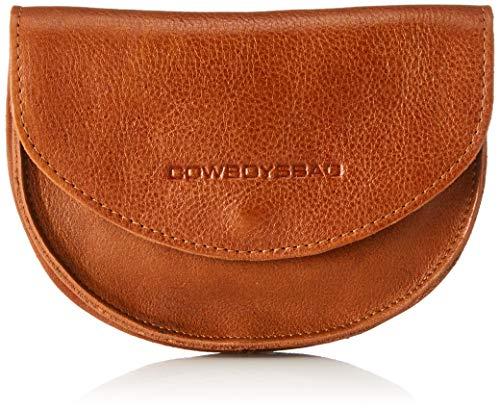 Cowboysbag Damen Pouch Char Baguette, Braun (000380-Juicy Tan), 5x11x17 cm
