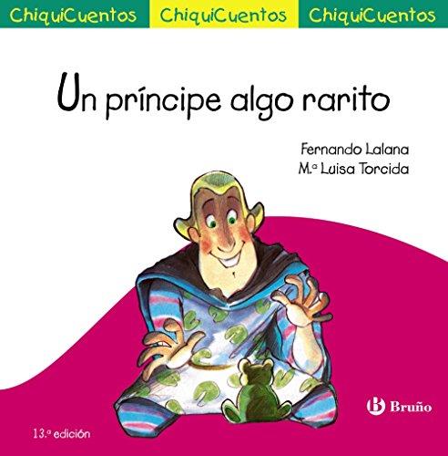 Un príncipe algo rarito por Fernando Lalana