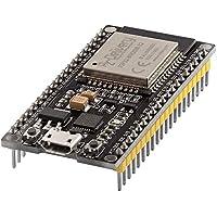 AZDelivery ESP32 ESP-WROOM-32 NodeMCU Modulo Wifi + Bluetooth Dev Kit C Placa de Desarrollo 2.4 GHz Dual Core con Chip CP2102 (modelo sucesor del ESP8266) con E-Book incluido!