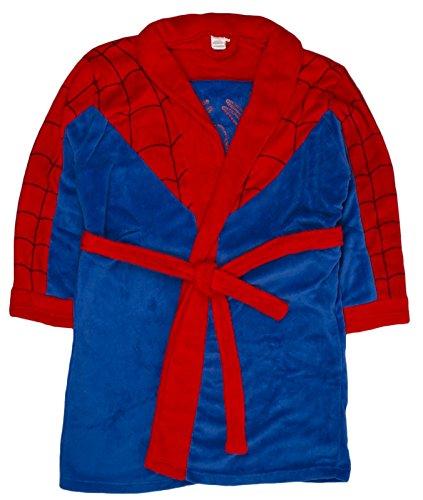 Marvel Avengers Peignoir pour hommes / Robe de chambre, Plusieurs personnages de super-héros (Spiderman)