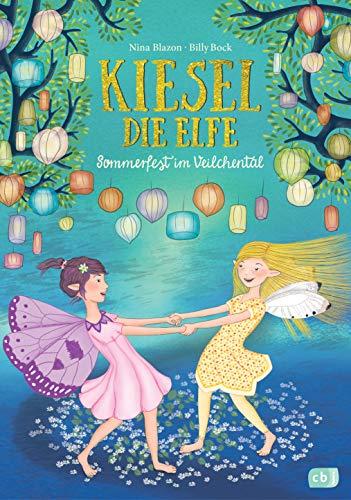 Kiesel, die Elfe  Sommerfest im Veilchental