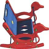 Pihu Enterprises Rocking Chair, Rocker for Kids-Blue& Red
