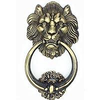 Unilocks Gran Cabeza de León de puerta aldaba