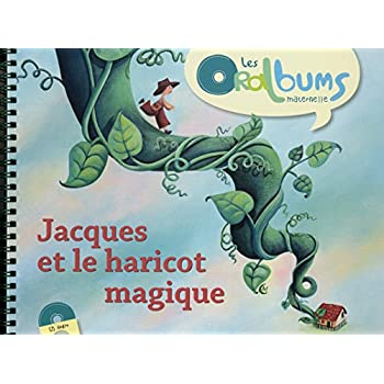 Jacques et le haricot magique (+ CD audio)