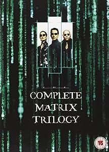 Complete Matrix Trilogy [DVD] [1999]