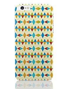PosterGuy iPhone 6 Plus/iPhone 6S Plus Case Cover - Retro Abstract Triangle Shapes | Designed by: DesignerChennai