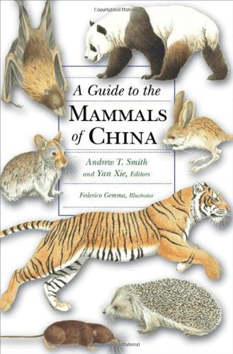 A Guide to the Mammals of China (Wildlife China)