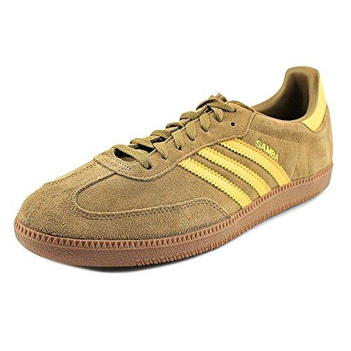 Adidas Samba Daim Baskets Greblet-Tanble-Mtgold