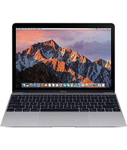 Apple MacBook Retina 12 / Intel Core M / 8GB / SSD 250GB / Tastiera qwerty UK / Metà 2015 / Grigio Siderale (Ricondizionato)
