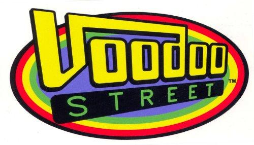 Voodoo Street Vibe Sticker
