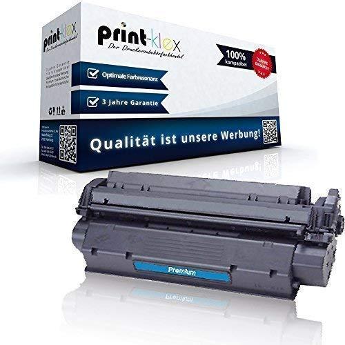 Print-Klex kompatibler XXL Toner für HP Laserjet 1000 W 1005 W 1200 N 1220 SE 3300 MFP 3310 3320 N MFP 3320 MFP 3330 MFP 3380 MFP C7115X HP15A HP15X HP 15X XXL 4.500 Seiten Black (Hp Laserjet 3330)