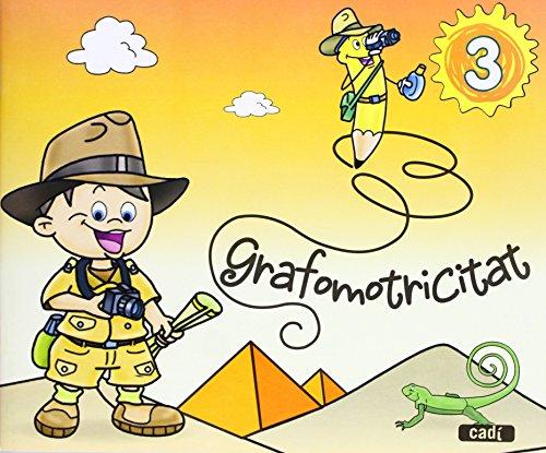 Grafomotricitat 3 de Equipo Pinto y Rayo (7 may 2013) Tapa blanda