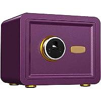 TQMB-A Caja Fuerte con la Huella Digital, el gabinete portátil Inicio/Viajes Pequeño Armario de Seguridad para mesita de Noche, Color Opcional,3