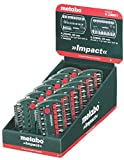 Metabo Bit-Box Impact 12 teilig im Display, 628851000