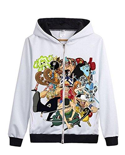 One Piece Sudaderas con Capucha