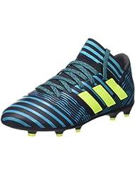 adidas Kids Unisex Nemeziz 17.3 Firm Ground Cleats Soccer Shoes
