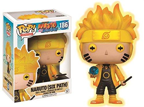 Funko Pop Naruto Version Sabio de los 6 caminos 10cm - BRILLA EN LA OSCURIDAD