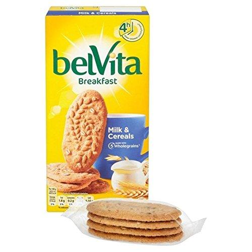 Belvita Lait Et Céréales Petit Biscuit 300G