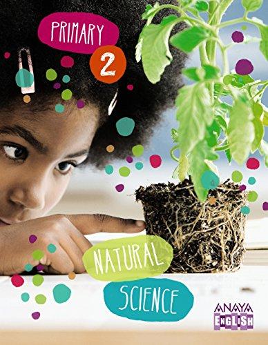 Natural Science 2. (Anaya English) - 9788467874396