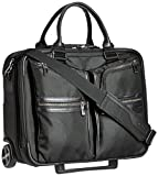 Samsonite Nylon 45 cms Black Soft sided Laptop Briefcase (16D (0) 09 008)