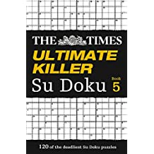 Times Ultimate Killer Su Doku Book 5, The
