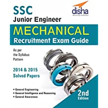 SSC Junior Engineer Mechanical Engineering Recruitment Exam Guide 2nd Edition