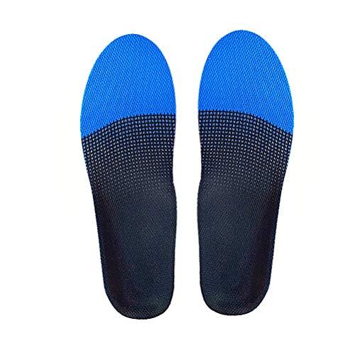 Orthetische Einlegesohlen Absorption & Dämpfung Einlegesohlen Funktionelle Weiche Medizinische für Laufen, Fußschmerzen, Fersensporn