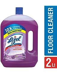 Lizol Disinfectant Surface Cleaner Lavender 2L
