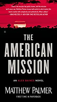 The American Mission par [Palmer, Matthew]