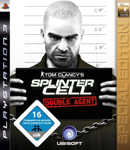 Ubisoft Tom Clancy's Splinter Cell: Double Agent - Special Edition