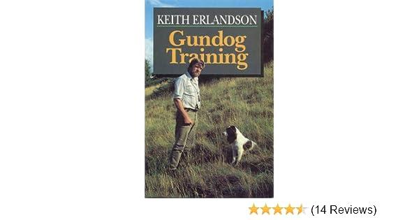 gundog training erl andson keith