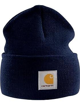 Carhartt -  Berretto in maglia  - Uomo blu scuro