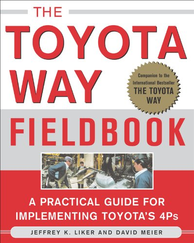 The Toyota Way Fieldbook: A Practical Guide for Implementing Toyota's 4Ps (English Edition) -